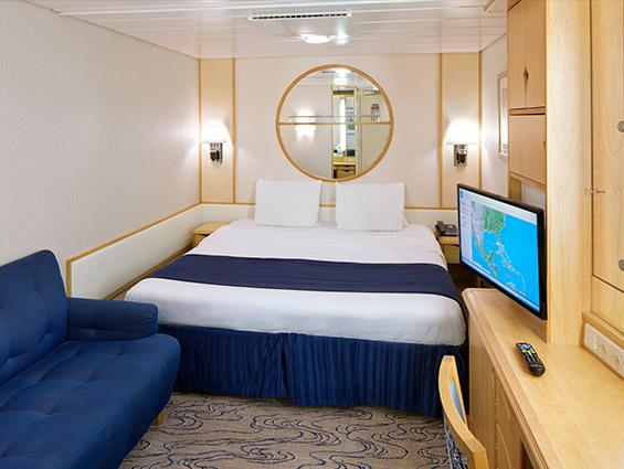 interior room royal caribbean cruise